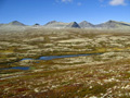 Rondane - by Willem
